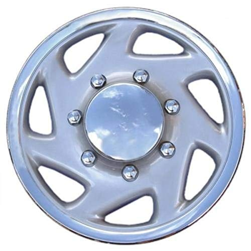 Drive Accessories KT-317-16C/S, Ford, 16' Chrome Finish Replica Wheel Cover, (Set of 4)