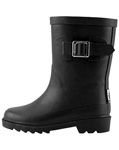 Infant Black Rain Boots