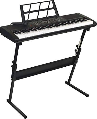 Áengus Keyboard - 61 Tasten mit Standard und Mikrofon
