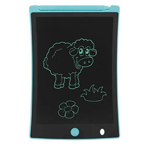 BSTQC 8.5 Pulgadas portátil Duradero de Escritura a Mano del cojín de la Tableta de Dibujo para niños LCD Colorido Escribir Dibujo Tableta electrónica Graphic Tablet Pad de Escritura a Mano