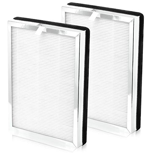 Cabiclean 1 Set MA-25 H13 True HEPA Replacement Filter for Medify Air MA-25 Air Purifier, 3-in-1 True HEPA, Activated Carbon and Pre-Filter