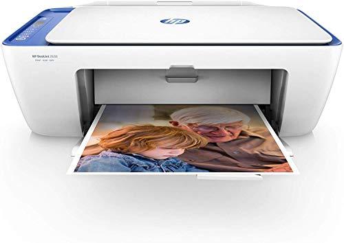HP Imprimante multifonction DeskJet 2630 (encre instantanée, imprimante, scanner, copieur, WLAN, Airprint) avec 2 mois d'essai HP Instant Ink inclus