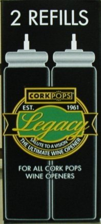 Cork Pops Lot de 2 recharges