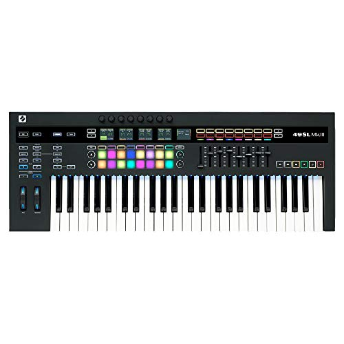 Novation, 49SL MkIII Keyboard-Controller