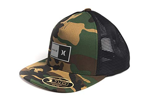 Hurley M Natural 2.0 Trucker Hat Gorra, Hombre, Spruce Fog,...