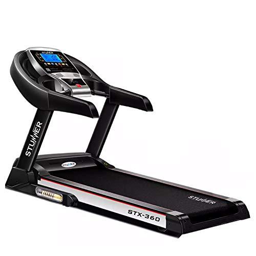 Stunner Fitness STX-360 2.0 HP (4.0 HP Peak) Motorised Treadmill