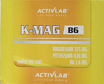 Activlab K-Mag B6 Shot, Standard, 80 ml, Pack of 12