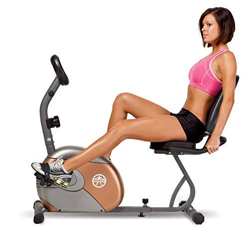 Marcy Recumbent Exercise Bike - ME-709