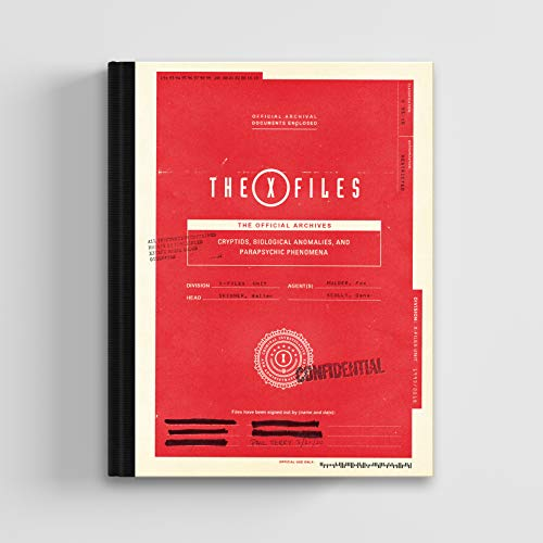 The X-Files: The Official Archives: Cryptids, Biological Anomalies, and Parapsychic Phenomena (English Edition)