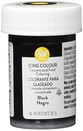 Wilton Icing Color - (Black)