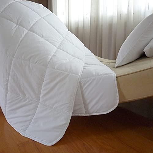 10XDIEZ Relleno nórdico Saco Ajustable (Cama 90cm)