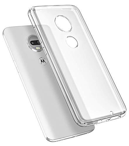 Capa Motorola Moto G7 Plus 2019, Cell Case, Capa Protetora Flexível, Transparente