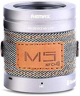 Remax -M5 Cowboy Bluetooth Speaker Grey