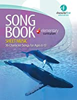 Elementary Curriculum Song Book Sheet Music