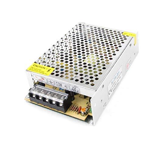 X-DREE AC 100 / 220V a DC 24V 3A 72W Fuente de alimentación conmutada Adaptador para LED (Adaptateur d'alimentation à découpage CA 100 / 220V à DC 24V 3A 72W pour LED