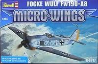 フォッケウルフ Fw190-A8 1/144 レベル04917