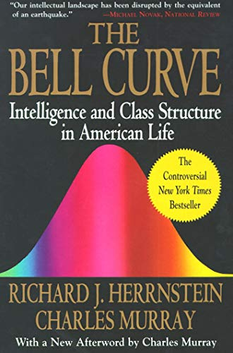 The Bell Curve: Intelligence and Class Structure in American Life (A Free Press Paperbacks Book)の詳細を見る