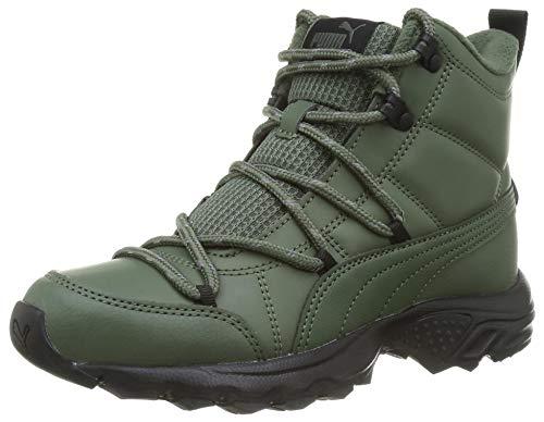 PUMA Axis TR Boot WTR MU, Zapatillas Unisex Adulto, Negro (Thyme/Thyme Black), 36 EU