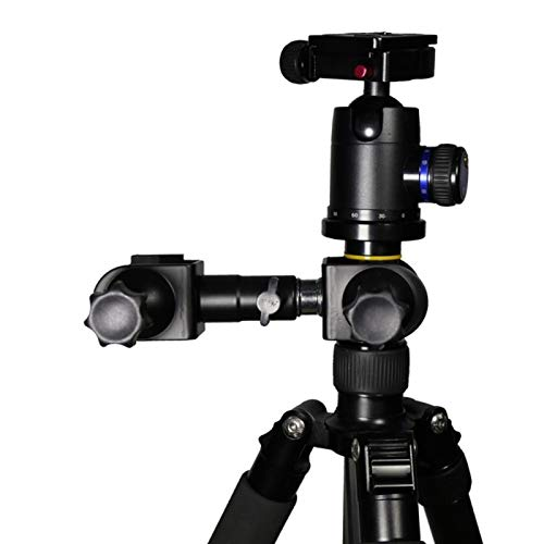 HULIANクランプ、カメラ三脚傘ホルダークリップマウントスタンドクランプ写真アクセサリー