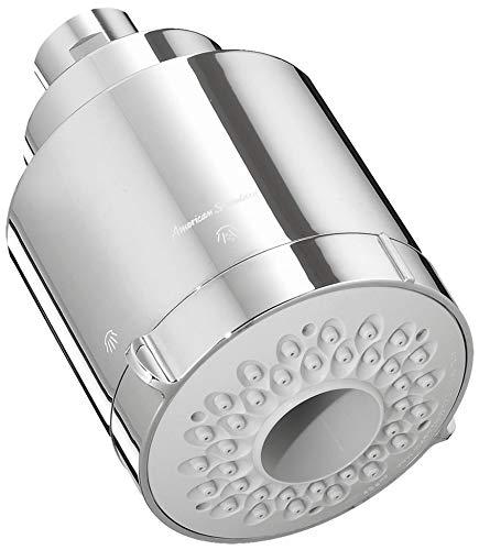 American Standard 1660.613.002 Flowise Modern 3 Function Water Saving Showerhead, Polished Chrome