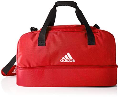 adidas Unisex-Erwachsene Tiro Du Bc M Gym Bag, Rot (Rojpot/Blanco), 31.50 x 60 x 29.60 cm