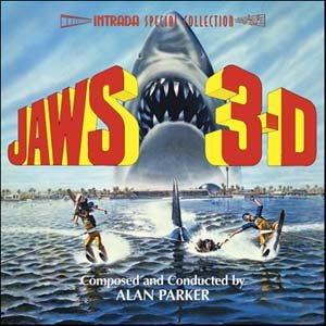 Jaws 3-D [Soundtrack] [Audio CD] [Import-CD] [limited] Intrada-Special-Collection