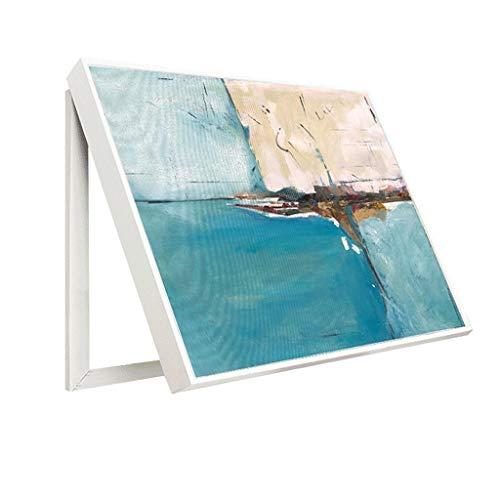 Escultura de escritorio Caja del medidor Escudo Distribución de energía Pintura decorativa...