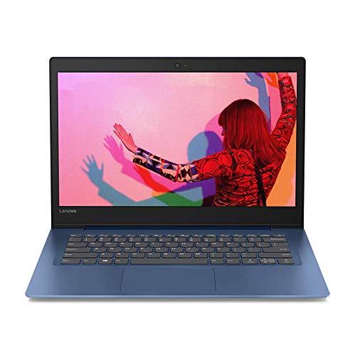 Lenovo Ideapad S130 Notebook, Display 14  HD, Processore Intel N5000, 128 GB SSD, RAM 4 GB, Windows 10, Midnight Blue