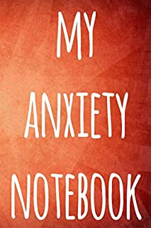 My Anxiety Notebook: The perfect way to record how much money you are spending - perfect to reflect on your spending!