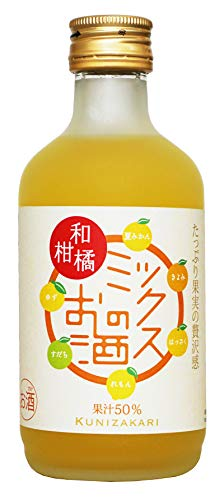中埜酒造 國盛 和柑橘ミックスのお酒 [ リキュール 300ml ]