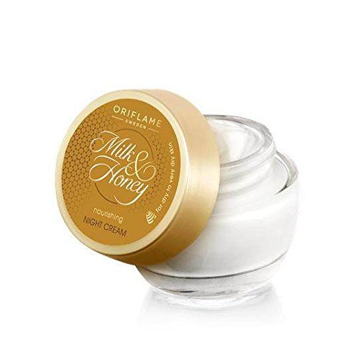Oriflame Milk & Honey Gold Night Cream (50 Ml) by Oriflame