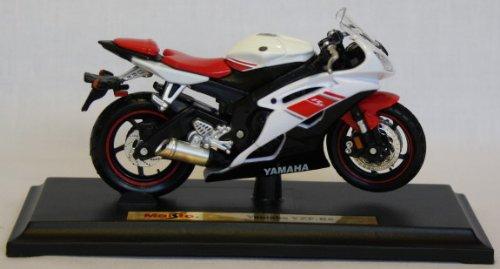Motorrad Modell Maisto 1:18 Yamaha YZF-R 6