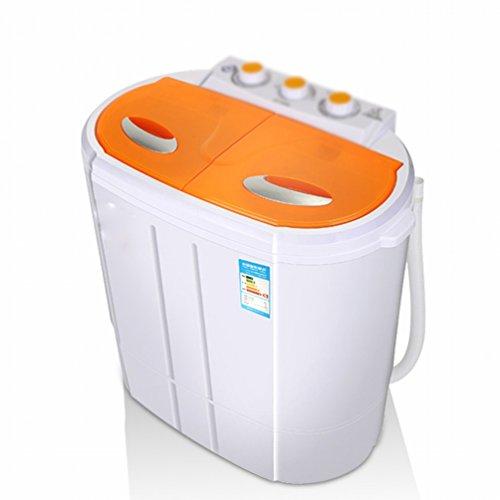 Mini Lavadora Mini Baby Twin Tanque Semi Totalmente Automático ...