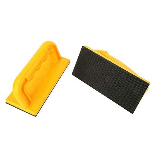 GeKLok 2 Stück/Packung Sicherheits-Schiebe-Block, ergonomisch, schräg, gerade, ABS, praktischer Tisch, Holzbearbeitungswerkzeug, Griff, langlebige Teile, Holzsägenschutz