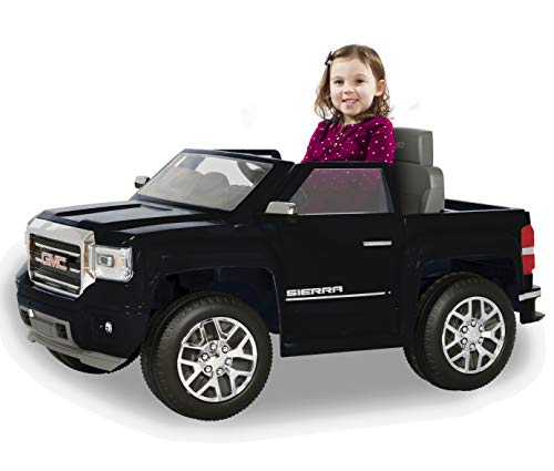 Rollplay 6 Volt GMC Sierra Truck Ride On Toy, Battery-Powered Kid's Ride On Car