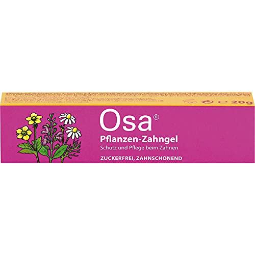 OMEGIN Dr.Schmidgall GmbH Osa Pflanzen-Zahngel, 20 g