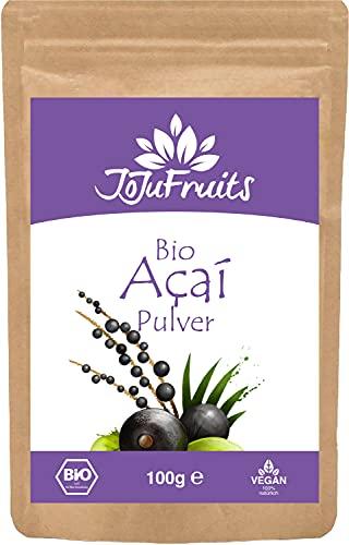 JoJu Fruits Pulver Bio  100g Bild