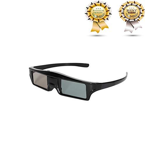 Wiederaufladbare aktive 3D-Shutterbrillen für Sony TV TDG-BT500A / BT400A W800B / 850A
