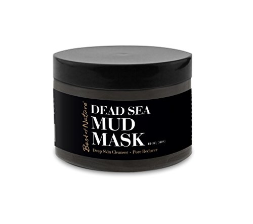 Best of Nature's Dead Sea Mud Mask - 12 oz