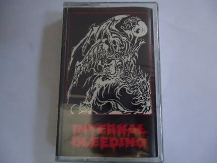 Internal Bleeding - Internal Invocation Of Evil - US Vintage 1993 Cassette Tape - Wild Rags