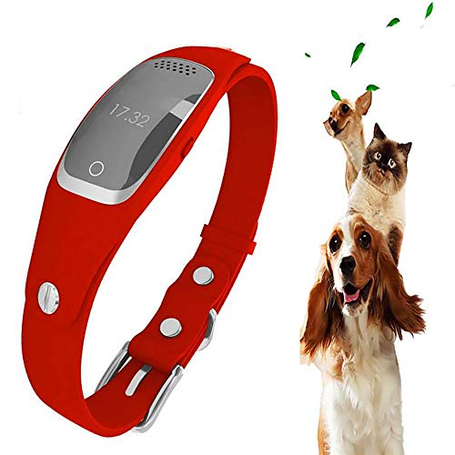 Find Discount Waterproof Pet GPS Tracker Collar,GSM/GPRS/GPS Pet Locator, USB Cable Rechargeable Pet...