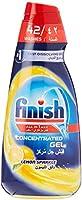 Finish Dishwasher Detergent Concentrated Gel Lemon, 1L