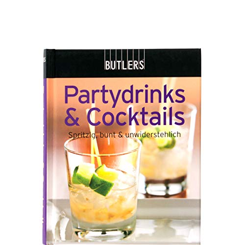 BUTLERS KOCHBUCH Mini Partydrinks & Cocktails