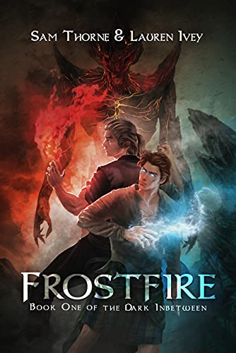 Frostfire: Book One of The Dark Inbetween (English Edition)