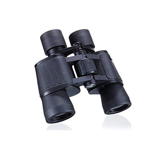 Binoculares para adultos, binoculares de baja visión nocturna 60X60 Profesional HD compacto Durable plegable Impermeable y a prueba de niebla Roof Prism Binocular Scope para observación de aves
