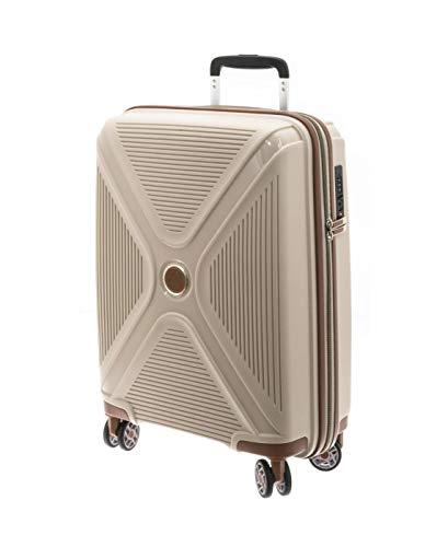 DAVIDT'S Suitcase Beige Beige 55