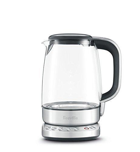 Breville BKE830XL The IQ Kettle Pure, Silver...