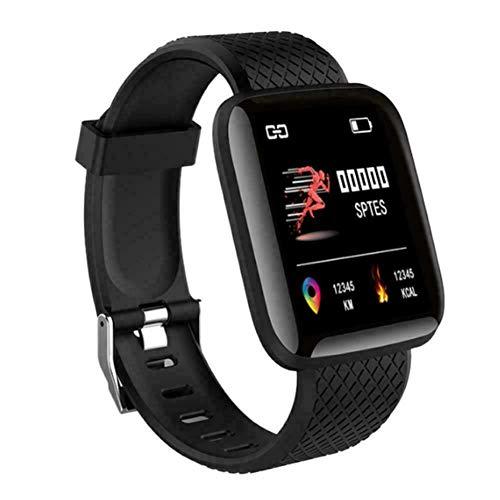 NSADBVTW Pulsera Inteligente Fitness Reloj Inteligente Rastreador de Actividad Mujeres Hombres Kid Fit bit Android iOS Heart Rate Pulseras Impermeables