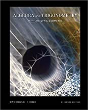 Algebra and Trigonometry with Analytic Geometry 11th Edition (Book Only)