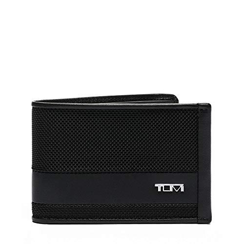 TUMI - Alpha Slim Single Billfold Wallet for Men - Black